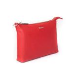 Dámská kožená kabelka SEGALI A6B červená