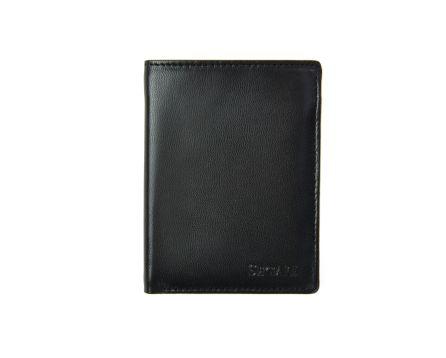 Pánská kožená peněženka SEGALI 7476 černá