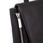 Dámský batoh kožený SEGALI 9027 černý