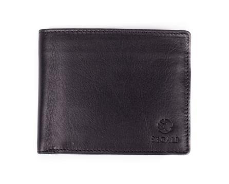 Pánská peněženka kožená SEGALI 1018 černá
